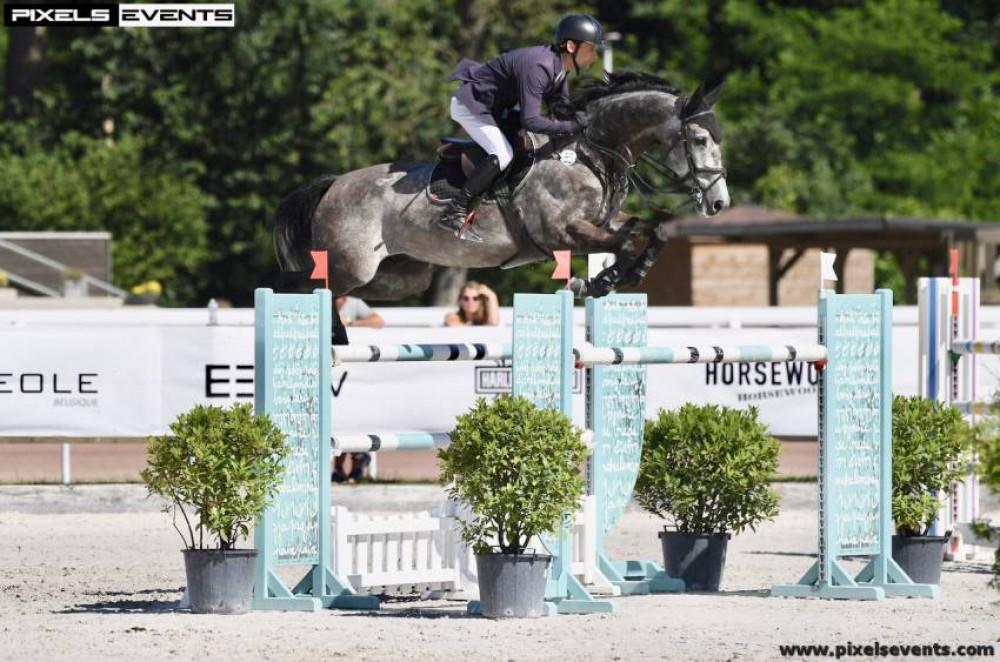 Volo's Diamond GP Gold League Hasselt — Lutz Jumping Horses — Patrik Lutz  Patrick